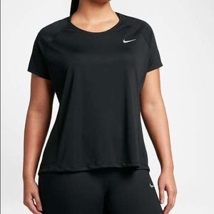 Nike Miler Short Sleeve Shirt -2X